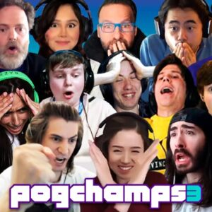 The Best Moments of PogChamps 3