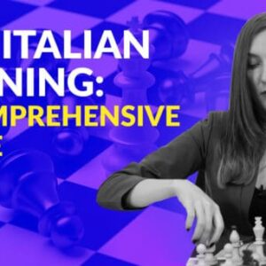 the italian opening a hard hitting classical chess opening