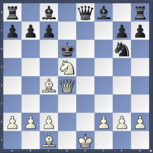 unusual chess tactic