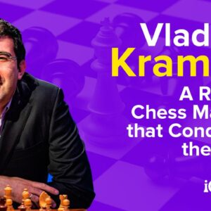 vladimir kramnik a russian chess machine that conquered the world