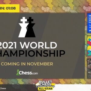 GMs Naroditsky and Hambleton host the Bullet Allstars Championship 2021 presented by SIG