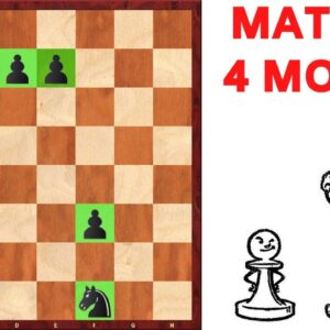 A Tricky Pawn and a Smart King! Chess Tango 😎