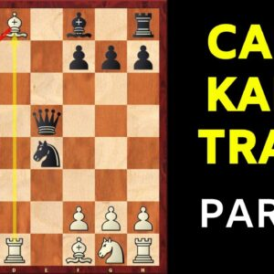 Chess Opening Traps in the Caro-Kann Defense | Part-2