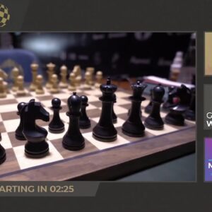 Anand, Hess, and Naroditsky host FIDE Candidates Round 12 | Coverage presented by Grip6 | !grip6