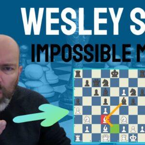 Wesley So smashes Alireza's Caro-Kann at the Magnus Carlsen Invitational