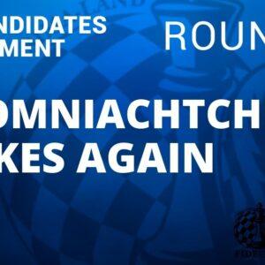 fide candidates tournament nepomniachtchi strikes again round 10