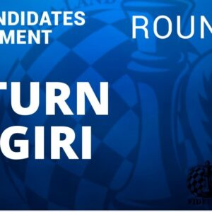 fide candidates tournament return of giri round 11