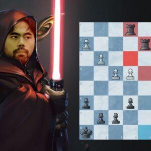 Hikaru's Jedi Chekmate