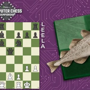 Stockfish's Attacks Are RELENTLESS vs. Leela Chess Zero!