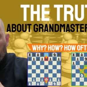 The Truth about Draws in Chess - A deep dive down the rabbit hole of Grandmaster Draws