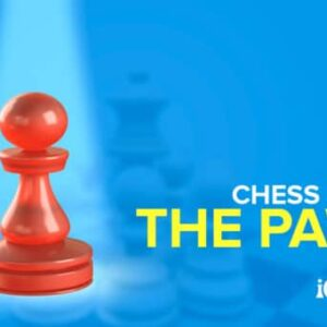 the chess pawn packed with potential