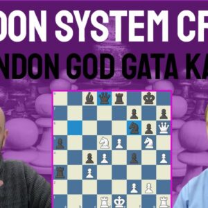The London System in action by the London GOD and FFL Gata Kamsky