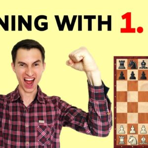 The Secrets of Winning with 1.e4 (Opening strategy explained)