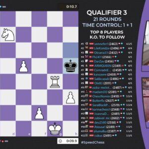 WGM Dina Belenkaya and WFM Maria Emelianova host 2021 Women's Speed Chess Championship - Qualifer 3