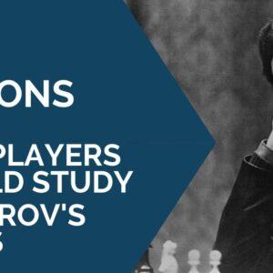 10 reasons why club players should study kasparovs games