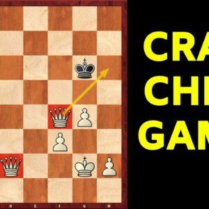 4 Queens on the Chessboard!! | Duda vs Dubov - Opera Euro Rapid 2021