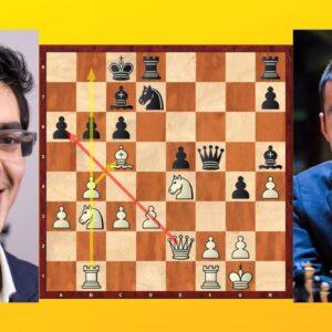 Anish Giri vs Ding Liren | FIDE Candidates 2021
