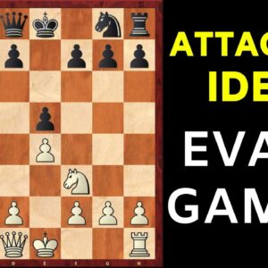 Attacking Ideas in the Evans Gambit