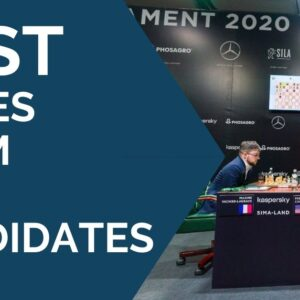 best games from the fide candidates
