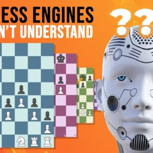 Chess Engines Are Wrong About These Positions