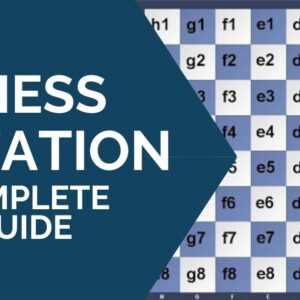 chess notation the complete guide