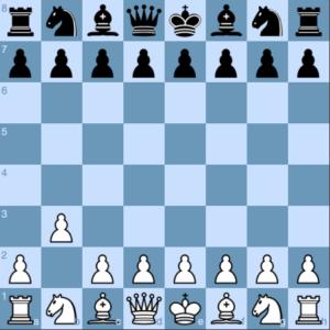 chess opening basics the nimzo larsen attack