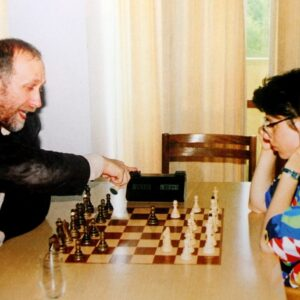 how i met and played bobby fischer