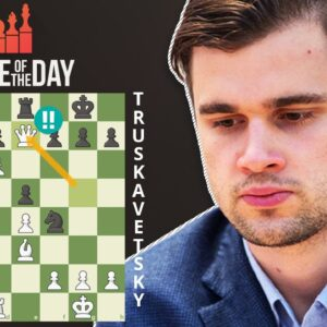 Is This The Best Chess Game Of 2021 So Far?