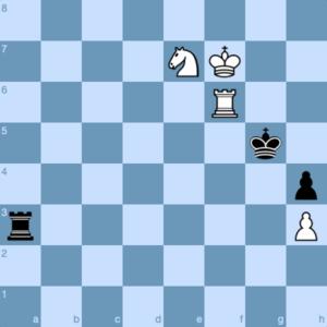 karpovs checkmating attacks