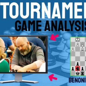 Son of Sorrow - Tournament game analysis from the Icelandic league