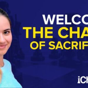 welcome the chaos of sacrifices with im alina kashlinskaya