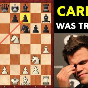 3 Best Chess Opening Traps for WHITE (Carlsen was tricked!!)
