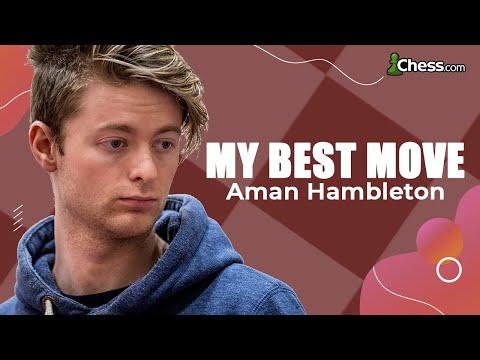 Aman Hambleton Breaks Down His Greatest Chess Move