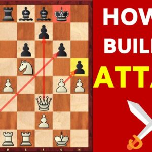 How to build a strong attack against your opponent?