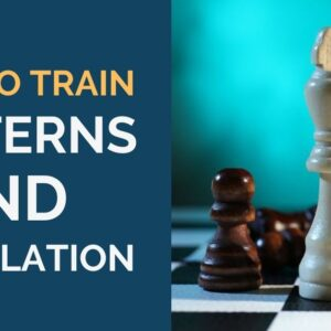 how to train pattern recognition and calculation skills