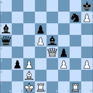 kings indian checkmates