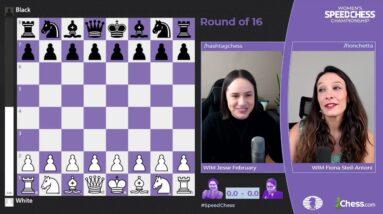 Koneru vs Assaubayeva | Women's Speed Chess Championship