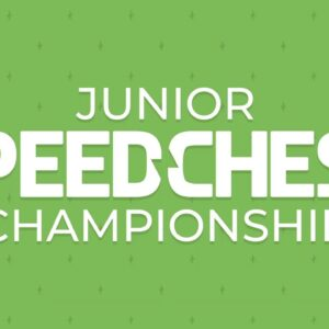 GM Hess and GM Naroditsky host 2021 Junior Speed Chess Championship - Qualifier 3