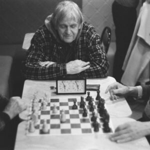the aging chess player revisited