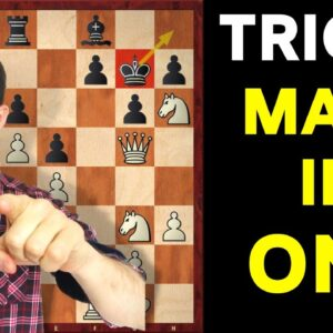 Very Tricky Checkmate in 1 Puzzles | Can YOU solve them?! :)