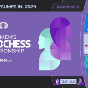 Yifan vs Mammadova | Women's Speed Chess Championship | !wscc !format