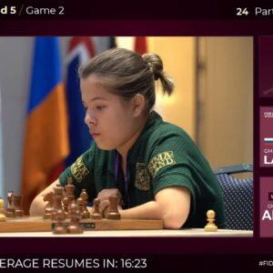 FIDE WORLD CUP R5 Carlsen, Grischuk, Karjakin | Hosts: GMs Hess and Finegold | !format !wcbracket