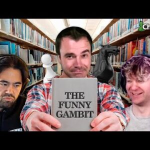 Danny... That's A Blunder, Not A Gambit
