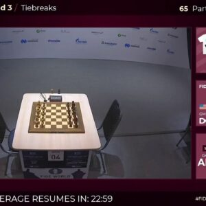 FIDE WORLD CUP R3 | Carlsen, Caruana, Giri | Hosts: GM Benjamin Finegold