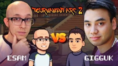Gigguk vs. Esam - The SHARPEST Match in TA History!