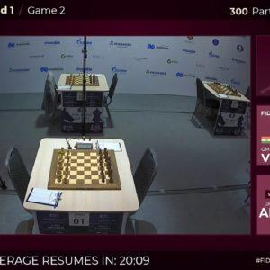 Naroditsky and Topalov  host the 2021 FIDE World Cup