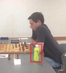 on caffeine and chess