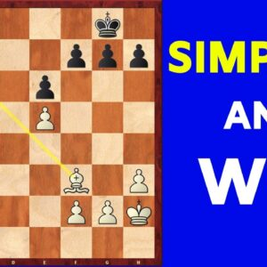 Simplification, Exchanges, and Converting Advantages into a Win
