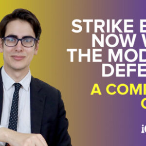 strike back now with the modern defense a complete chess opening guide