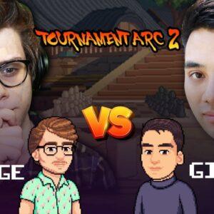 Winner's Final HEARTBREAKER - Gigguk vs. Rustage | Tournament Arc 2